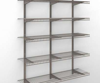 9 New Closetmaid Wire Shelving Sizes Galleries
