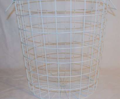colored wire mesh baskets Glory & Grace Large 16 x 16 Wire Hamper Baskets, 3 Colors 19 Best Colored Wire Mesh Baskets Images