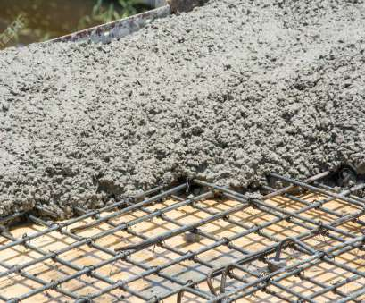 concrete wire mesh screen Stock Photo -, wet concrete is poured on wire mesh steel reinforcement Concrete Wire Mesh Screen Best Stock Photo -, Wet Concrete Is Poured On Wire Mesh Steel Reinforcement Collections