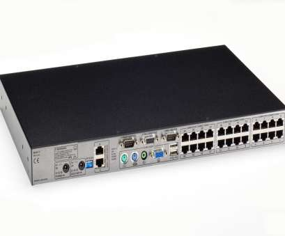 connect a kvm switch KVM Switch w/ (1)IP, +, Users (24) Servers CATx, Black Box Connect A, Switch Practical KVM Switch W/ (1)IP, +, Users (24) Servers CATx, Black Box Photos