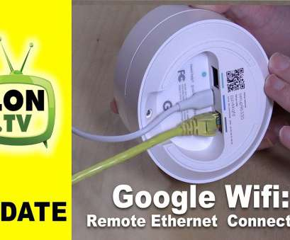 connecting a switch to google wifi Google Wifi Update: Connect Remote Units, Ethernet / MOCA, Wirelessly, To, YouTube Connecting A Switch To Google Wifi Cleaver Google Wifi Update: Connect Remote Units, Ethernet / MOCA, Wirelessly, To, YouTube Ideas