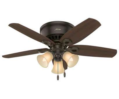 connecting ceiling fan with light kit Hunter 51091, Builder, Profile, Ceiling, with Light, Bronze, Amazon.com Connecting Ceiling, With Light Kit Most Hunter 51091, Builder, Profile, Ceiling, With Light, Bronze, Amazon.Com Ideas