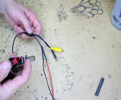 connecting red electrical wires How to connect to those small backup camera power wires if, don't know, to solder, YouTube Connecting, Electrical Wires Cleaver How To Connect To Those Small Backup Camera Power Wires If, Don'T Know, To Solder, YouTube Images