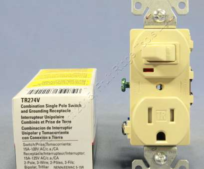 11 Simple Cooper Wiring Devices Single Pole Switch, Grounding Receptacle Collections