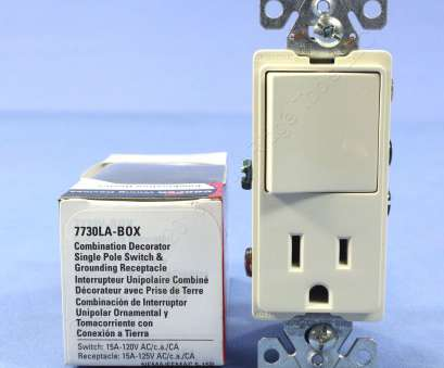 cooper wiring devices single pole switch and grounding receptacle 7730la Cooper Wiring Devices LT Almond Single Pole Decorator Rocker Light Switch Receptacle, 032664664847 Cooper Wiring Devices Single Pole Switch, Grounding Receptacle Popular 7730La Cooper Wiring Devices LT Almond Single Pole Decorator Rocker Light Switch Receptacle, 032664664847 Ideas