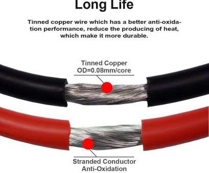copper electrical wire eyelets 16 Gauge Silicone Wire 50 Feet, ft Black, 25 ft Red], Ultra Soft, Flexible/High Temperature Resistant, 600V 16, Silicone Rubber Wire with 252 Copper Electrical Wire Eyelets Best 16 Gauge Silicone Wire 50 Feet, Ft Black, 25 Ft Red], Ultra Soft, Flexible/High Temperature Resistant, 600V 16, Silicone Rubber Wire With 252 Pictures
