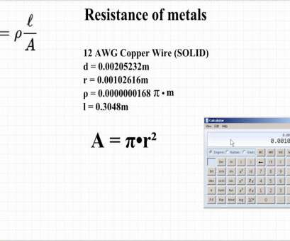 copper wire electrical resistance Electrical resistivity of metals Copper Wire Electrical Resistance Most Electrical Resistivity Of Metals Galleries