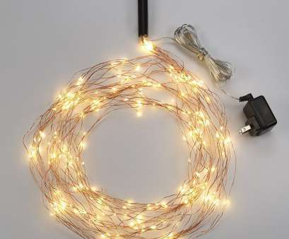 copper wire light fixture 8ft Multi-strand Copper Wire, Plug-In Fairy Lights Copper Wire Light Fixture New 8Ft Multi-Strand Copper Wire, Plug-In Fairy Lights Solutions