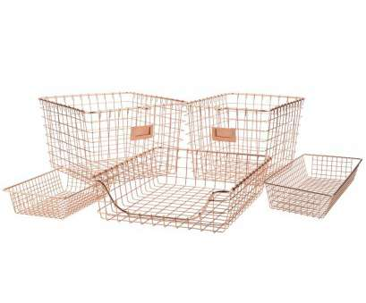 copper wire mesh baskets Copper Wire, Baskets, Storage & Organization, Pinterest Copper Wire Mesh Baskets Creative Copper Wire, Baskets, Storage & Organization, Pinterest Ideas