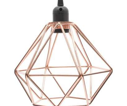 copper wire pendant light We love this industrial inspired diamond shaped pendant light in copper, perfect, a contemporary home Copper Wire Pendant Light Nice We Love This Industrial Inspired Diamond Shaped Pendant Light In Copper, Perfect, A Contemporary Home Images