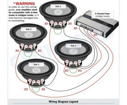 crutchfield wiring diagram subwoofer wiring diagrams throughout 4, dual voice coil diagram rh pinterest, Crutchfield Wiring Guide Crutchfield Wiring Diagram Professional Subwoofer Wiring Diagrams Throughout 4, Dual Voice Coil Diagram Rh Pinterest, Crutchfield Wiring Guide Galleries