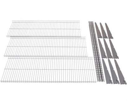 cutting white wire shelving Rubbermaid FastTrack Garage 3-Shelf 48, x 16, Wire Shelving Kit Cutting White Wire Shelving Popular Rubbermaid FastTrack Garage 3-Shelf 48, X 16, Wire Shelving Kit Ideas