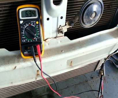 dacia duster electrical wiring diagram duster horn testing by multimeter Dacia Duster Electrical Wiring Diagram Nice Duster Horn Testing By Multimeter Solutions