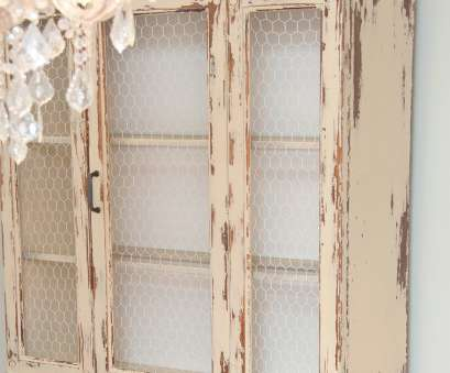 decorative chicken wire mesh for cabinets Past Meets Present Trend: Replace Glass with Chicken Wire, Safe Decorative Chicken Wire Mesh, Cabinets Practical Past Meets Present Trend: Replace Glass With Chicken Wire, Safe Photos