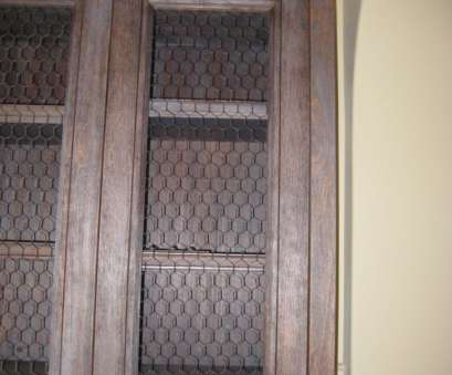 decorative chicken wire mesh for cabinets Rustic farm cabinet with chicken wire, Architecture, Spanish Decorative Chicken Wire Mesh, Cabinets Best Rustic Farm Cabinet With Chicken Wire, Architecture, Spanish Collections