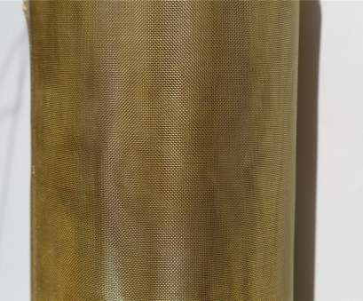 Decorative Copper Wire Mesh Simple China Decorative/Guarding/Fencing/Filtering/Emf RF Shielding Micro Copper Wire Mesh/Faraday Cage Copper Mesh, China Copper Wire Mesh, Filtering Images