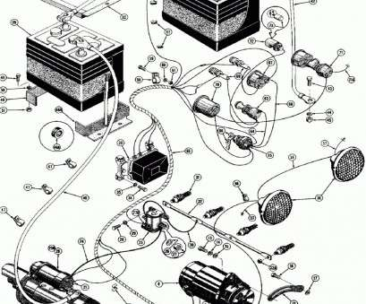 Wiring Single Diagram Alternator Wire10si