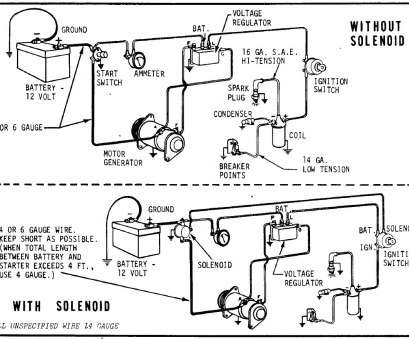 Starter Generator Schematic - Wiring Diagram M2 on