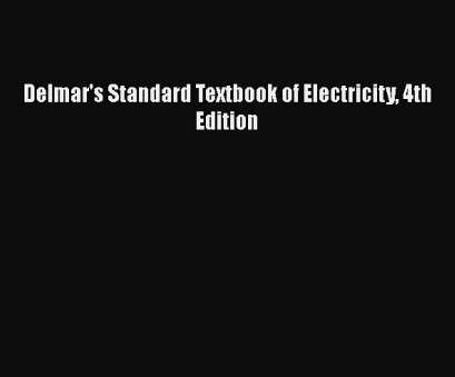delmar electrical wiring residential pdf Download Delmar's Standard Textbook of Electricity, Edition, Online, Video Dailymotion Delmar Electrical Wiring Residential Pdf Creative Download Delmar'S Standard Textbook Of Electricity, Edition, Online, Video Dailymotion Photos