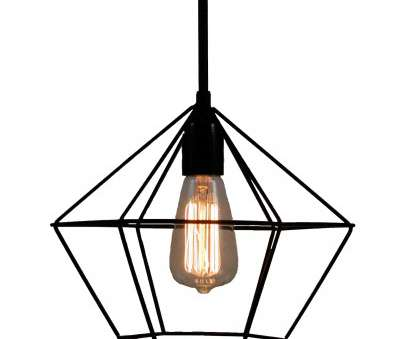 diamond wire cage pendant light SKU #IVOR1145 Black Diamond Wire Cage Pendant Light is also sometimes listed under, following manufacturer numbers: IVD271 Diamond Wire Cage Pendant Light Cleaver SKU #IVOR1145 Black Diamond Wire Cage Pendant Light Is Also Sometimes Listed Under, Following Manufacturer Numbers: IVD271 Galleries