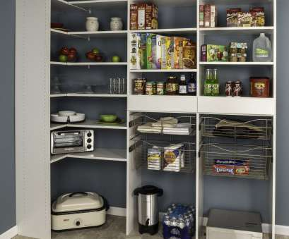 does menards cut wire shelving Dakota™ shelving offers thousands of shelving possibilities. This pantry idea is just, beginning Does Menards, Wire Shelving Brilliant Dakota™ Shelving Offers Thousands Of Shelving Possibilities. This Pantry Idea Is Just, Beginning Images