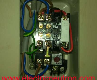 dol starter wiring diagram explanation Direct on line starter, Electrical Engineering Centre Dol Starter Wiring Diagram Explanation Professional Direct On Line Starter, Electrical Engineering Centre Images
