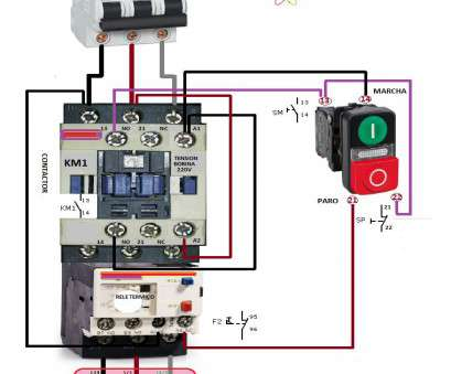 dol starter wiring diagram explanation Direct Online Motor Starter Wiring Diagram, Motorssite.org Dol Starter Wiring Diagram Explanation Professional Direct Online Motor Starter Wiring Diagram, Motorssite.Org Solutions