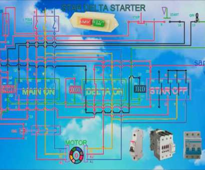 dol starter wiring diagram explanation Dol Starter Circuit Diagram, Working Principle, Page 3 Dol Starter Wiring Diagram Explanation New Dol Starter Circuit Diagram, Working Principle, Page 3 Solutions