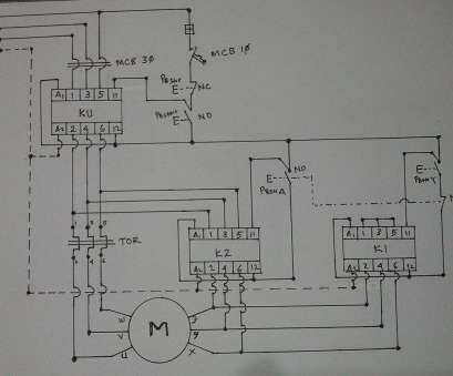 dol starter wiring diagram tamil WIRING DIAGRAM STAR-DELTA CONNECTION IN 3-PHASE INDUCTION MOTOR Dol Starter Wiring Diagram Tamil Best WIRING DIAGRAM STAR-DELTA CONNECTION IN 3-PHASE INDUCTION MOTOR Images