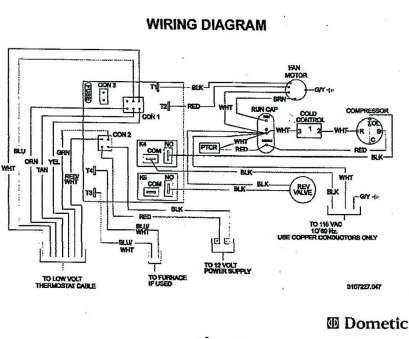 Wiring Diagram For Dometic Digital Thermostat - Somurich com