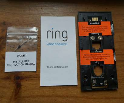 doorbell wiring diagram diode Ring Video Doorbell Review, Irish Tech News Doorbell Wiring Diagram Diode Nice Ring Video Doorbell Review, Irish Tech News Collections