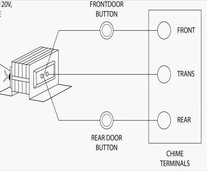 doorbell with, chimes wiring diagram cleaver wiring diagram, doorbell  with 2 chimes save door
