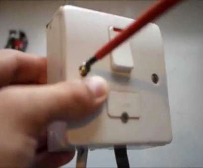 double pole switch wiring uk How to wire an,, Fused Connection Unit Double Pole Switch Wiring Uk Popular How To Wire An,, Fused Connection Unit Ideas