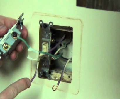 Double Pole, Way Switch Wiring Practical Double Switch, Way Switch, Single Pole, Conduit Images