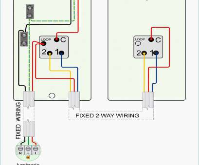 Wiring A Double Switch Light - Wiring Diagrams Folder on