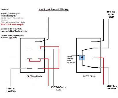 Double Switch Wire Diagram Fantastic How To Wire A Double Switch, Separate Lights Awesome, Wiring Diagram Photos