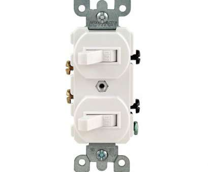 double switch wire diagram Leviton 15, Combination Double Rocker Switch, White Double Switch Wire Diagram Simple Leviton 15, Combination Double Rocker Switch, White Ideas