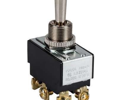 dpdt center off toggle switch wiring Amazon.com: Heavy Duty, Handle Momentary Toggle Switch, DPDT / (On) -,, (On) : 30-050: Home Improvement Dpdt Center, Toggle Switch Wiring Practical Amazon.Com: Heavy Duty, Handle Momentary Toggle Switch, DPDT / (On) -,, (On) : 30-050: Home Improvement Galleries