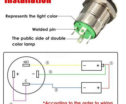 Toggle Switch Wiring Diagram Color - Wiring Diagrams Folder on