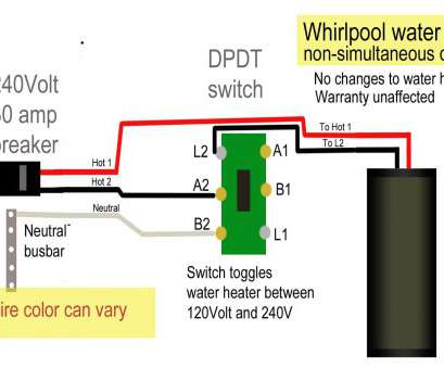 dpst thermostat wiring diagram Pictures Wiring Diagram, 240 Volt, Water Heater Thoughtexpansion Net Dpst Thermostat Wiring Diagram Perfect Pictures Wiring Diagram, 240 Volt, Water Heater Thoughtexpansion Net Images