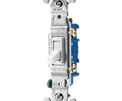 eaton 2 way switch wiring Shop Eaton 15-amp Single Pole White Toggle Indoor Light Switch at Eaton 2, Switch Wiring Brilliant Shop Eaton 15-Amp Single Pole White Toggle Indoor Light Switch At Pictures