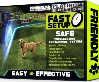 electric dog fence wireless vs wired Amazon.com : Friendly, Products Wireless, Fence, Outdoor, Fence w/ Radio & In-Ground Cord Electric Wifi Transmitter, Platinum Edition : Friendly 19 New Electric, Fence Wireless Vs Wired Images