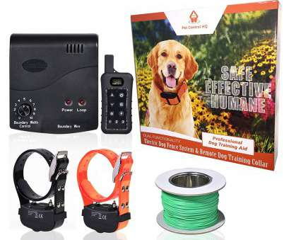 electric dog fence wireless vs wired Amazon.com : Wireless Combo Electric, Fence System with Remote, Training Collar by PetControlHQ, Safe Electric, Containment with 2 Waterproof Electric, Fence Wireless Vs Wired Practical Amazon.Com : Wireless Combo Electric, Fence System With Remote, Training Collar By PetControlHQ, Safe Electric, Containment With 2 Waterproof Pictures