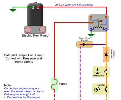 19 New Electric Fuel Pump Wiring Diagram Ideas
