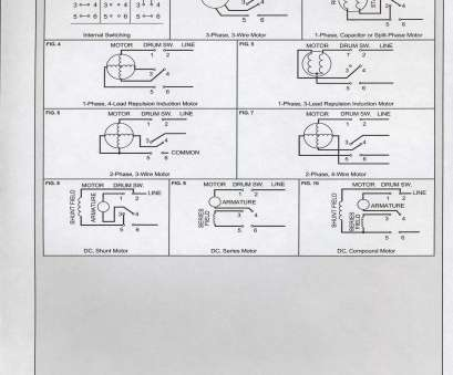 electric motor wiring diagram 110 the wiring diagram, reversing a, v  electric motor with