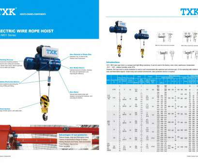 electric wire rope hoist TXK, electric wire rope hoist, CD1, MD1,, industry, / 1 Pages Electric Wire Rope Hoist Simple TXK, Electric Wire Rope Hoist, CD1, MD1,, Industry, / 1 Pages Solutions