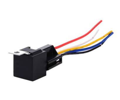electric red wire white black RECON 264RELAY5 5-PIN 12-Volt 30/40A Relay w/ 5-PIN Interlocking Wire Connector, Includes 10 inches of 16, Blue, White, Yellow, Black &, Wire Electric, Wire White Black Brilliant RECON 264RELAY5 5-PIN 12-Volt 30/40A Relay W/ 5-PIN Interlocking Wire Connector, Includes 10 Inches Of 16, Blue, White, Yellow, Black &, Wire Photos