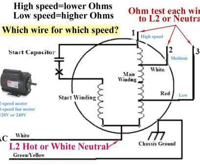 electric fan wiring diagram with capacitor wiring diagram, a three  speed ceiling, free download