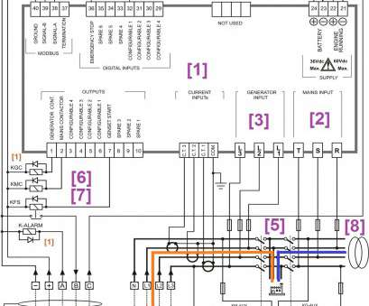 9 Perfect Electrical Changeover Switch Wiring Diagram Photos