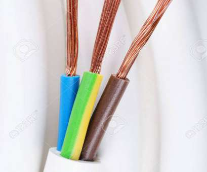 electrical color code of wires Electrical power cable close, IEC standard color code. Cross-section with cable Electrical Color Code Of Wires Most Electrical Power Cable Close, IEC Standard Color Code. Cross-Section With Cable Collections